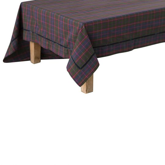 Juliska Chalet Tartan Tablecloth