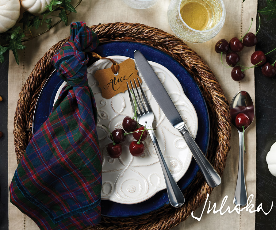 juliska table setting