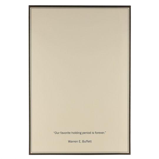 Hester & Cook Berkshire Hathaway Notepad
