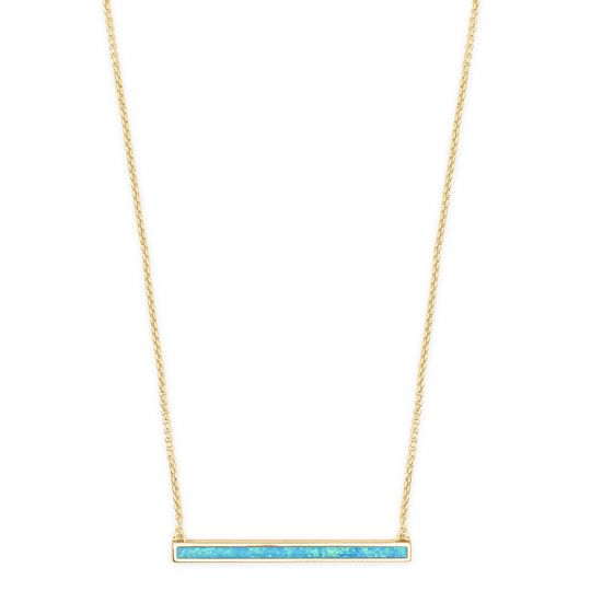 kendra scott turquoise necklace