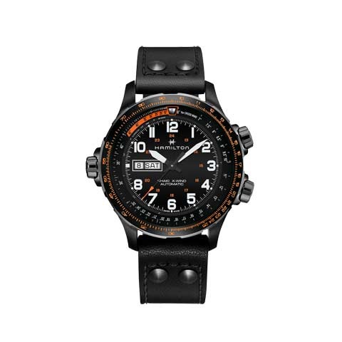 Hamilton Khaki Aviation X-Wind 45mm Men s Watch  1da1e7102009