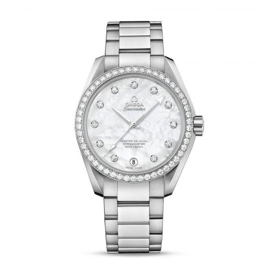 c6dea6a6afd6 Omega Seamaster Aqua Terra 39mm Women s Watch