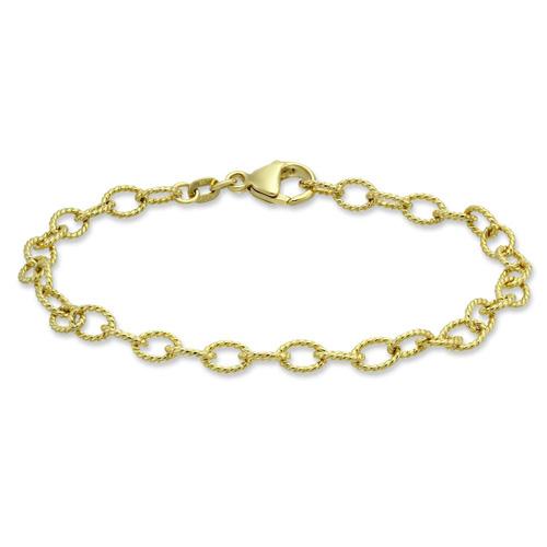 2f1b1400afd Gold   Sterling Silver Bracelets