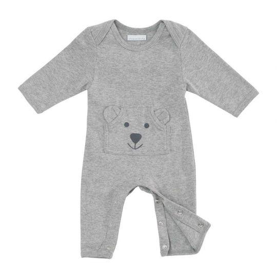 1b010d5aa Elegant Baby Organic Gray Coverall 6-12M | Borsheims