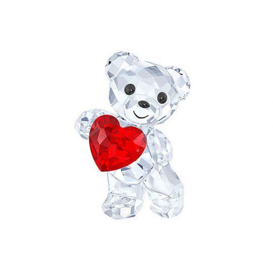 8ba9460694 Swarovski Kris Bear, A Heart for You | Borsheims