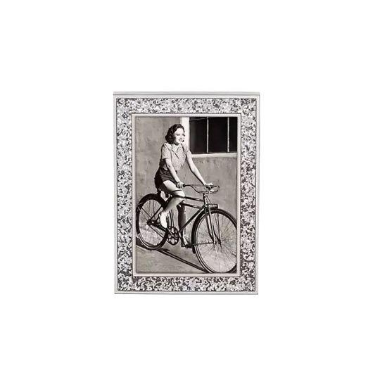 Kate Spade Simply Sparkling Silver Frame 4x6 Borsheims