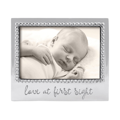 Mariposa Love At First Sight Statement Frame 4x6 Borsheims