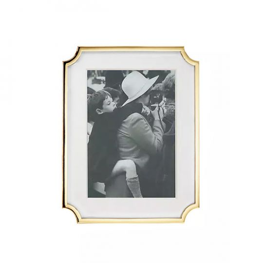 Kate Spade Gold Sullivan Frame, 5x7 | Borsheims