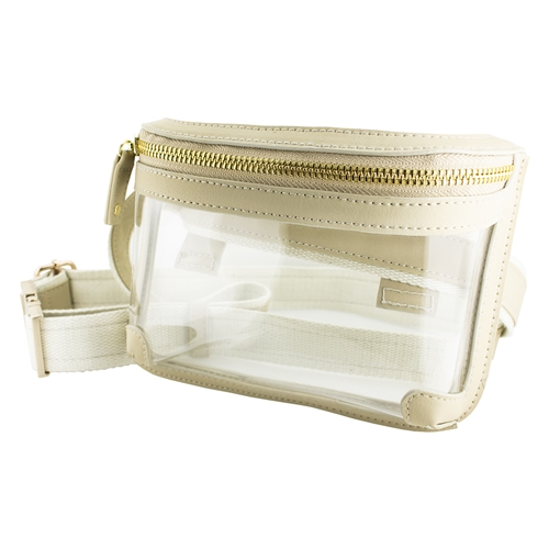 Capri Design Tan Belt Bag