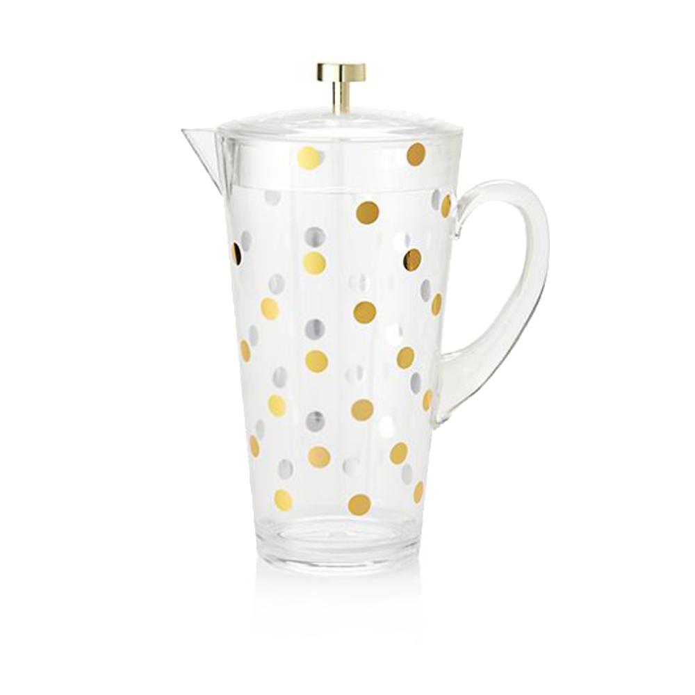 Kate spade raise a glass water pitcher