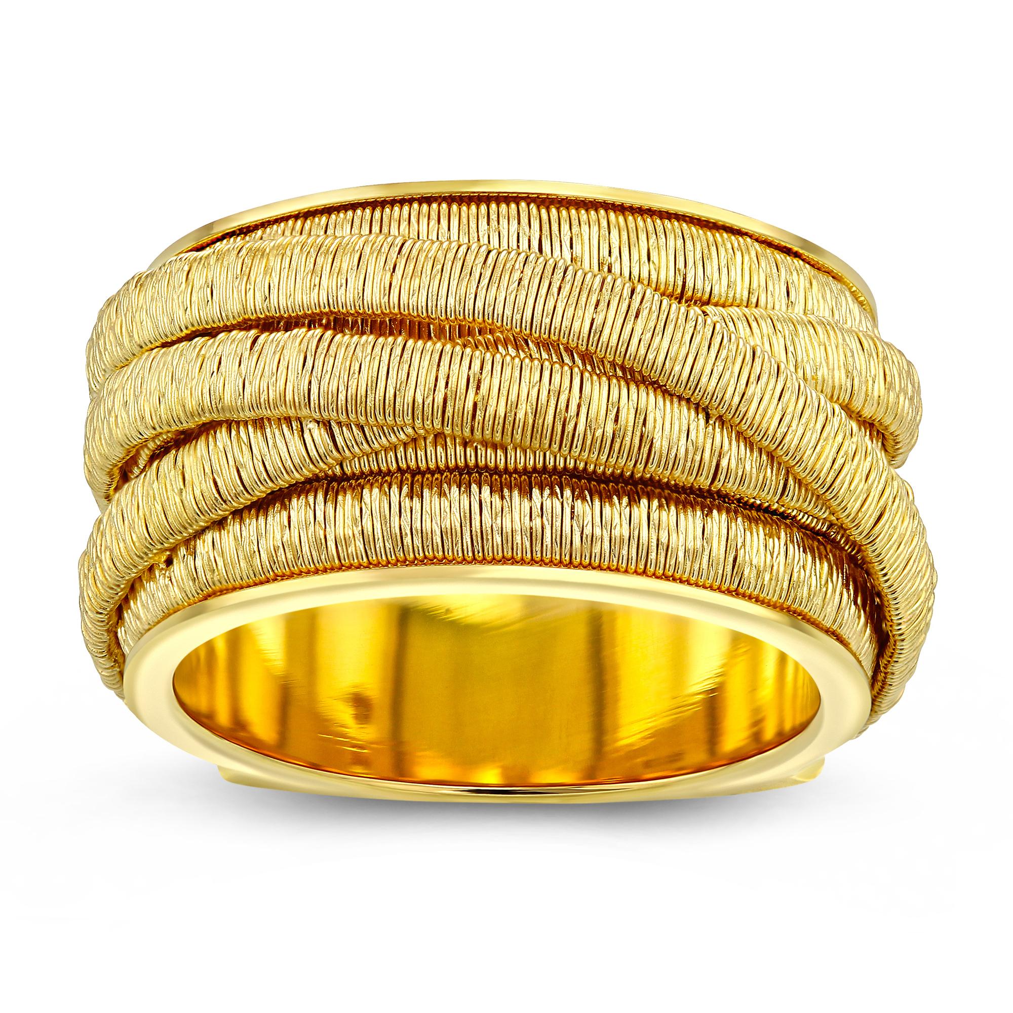 Marco Bicego 18K Yellow Gold Il Cairo Ring   Borsheims