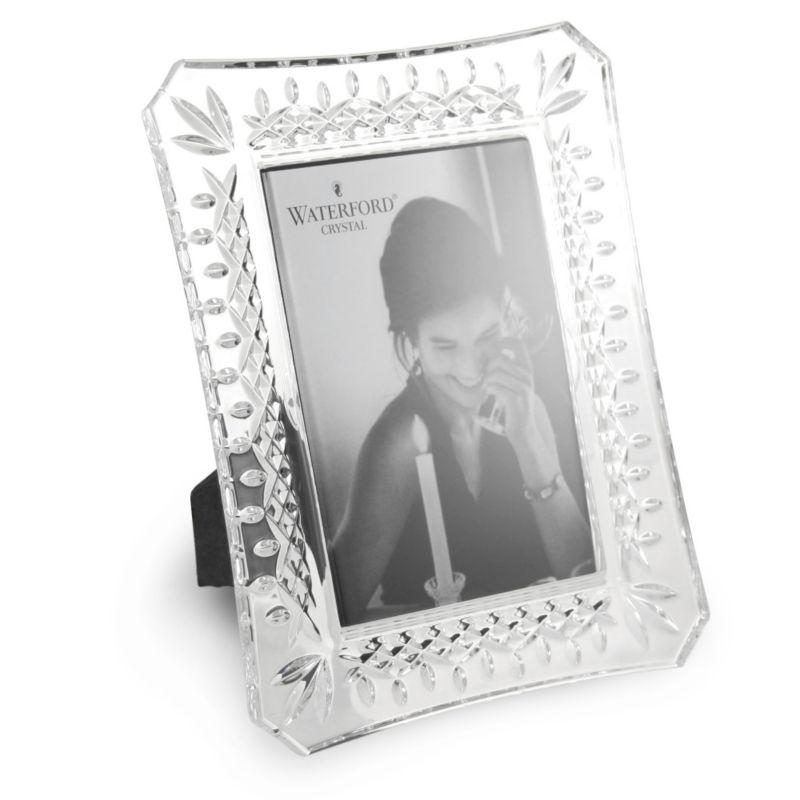 Waterford Lismore Frame, 4x6 | Borsheims