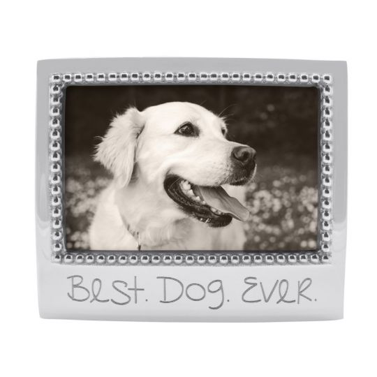 Mariposa Best Dog Ever Statement Frame 4x6 Borsheims