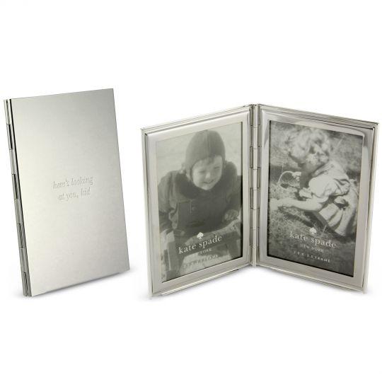 Kate Spade Silver Street Heres Looking At You Pocket Frame Borsheims