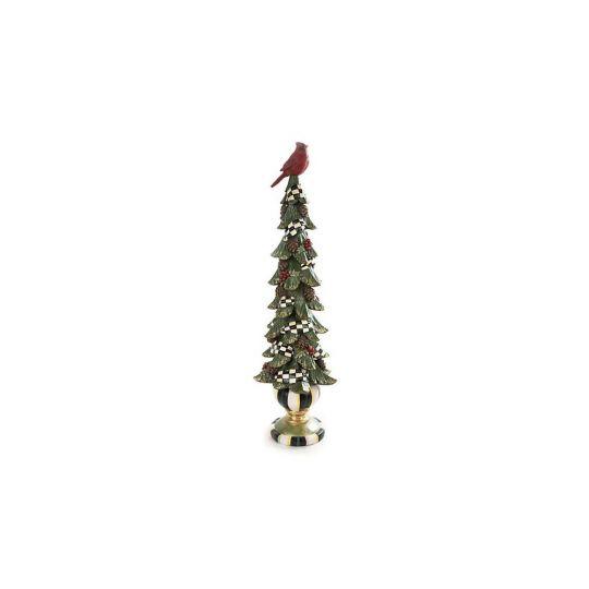 Mackenzie Childs Christmas Ornaments.Mackenzie Childs Christmas Cardinal Tree Tall
