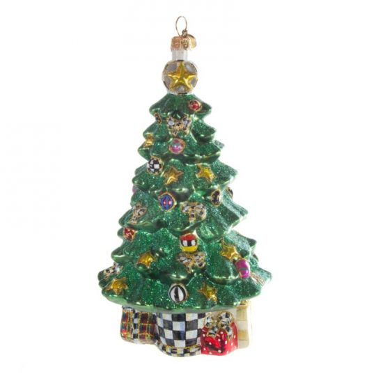 Mackenzie Childs Christmas Ornaments.Mackenzie Childs Christmas Tree Ornament
