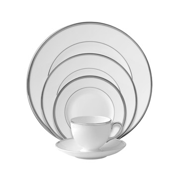Wedgwood Sterling Dinnerware  sc 1 st  Borsheims & Wedgwood Sterling Dinnerware | Borsheims