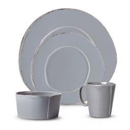 Vietri Lastra Gray Dinnerware FAM149940 0.00 Vietri Lastra Gray Dinnerware  sc 1 st  Borsheims & Vietri Dinnerware   Borsheims