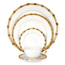 Juliska Classic Bamboo Natural Dinnerware  sc 1 st  Borsheims & Juliska Dinnerware Glassware Flatware u0026 Linens   Borsheims