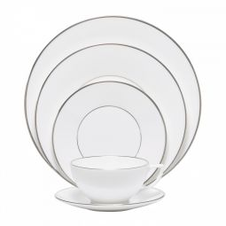 Jasper Conran Wedgwood Platinum Dinnerware  sc 1 st  Borsheims & Jasper Conran Dinnerware u0026 China | Borsheims